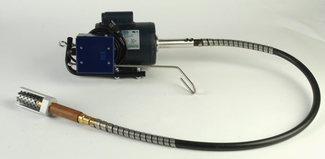 Food Machinery Of America Electric Fish Scaler