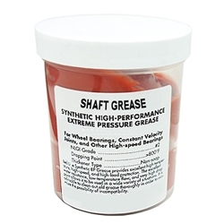 Fish Scaler Shaft Lubricant